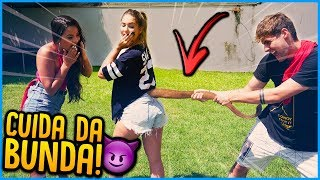 Video MENINOS VS MENINAS: CUIDA DA BUNDA!! [ REZENDE EVIL ] download MP3, 3GP, MP4, WEBM, AVI, FLV Maret 2018