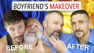 Baixar Bf's Makeover, Before and After. Dying beard