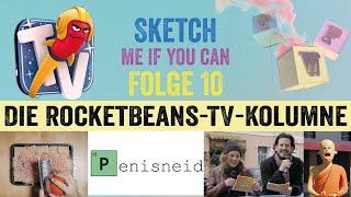 15 Minuten mit Luksan Wunder auf Rocket Beans TV (F10: Alter schützt vor Torschuss nicht)