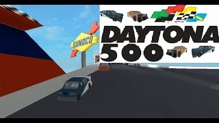 My ROBLOX Endurance Racing: Daytona 500