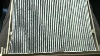 Замена салонного фильтра на ПРАДО 120(Это видео-инструкция о том, как не обращаясь в специализированные центры можно самостоятельно без каких-ли..., 2015-04-24T10:10:46.000Z)