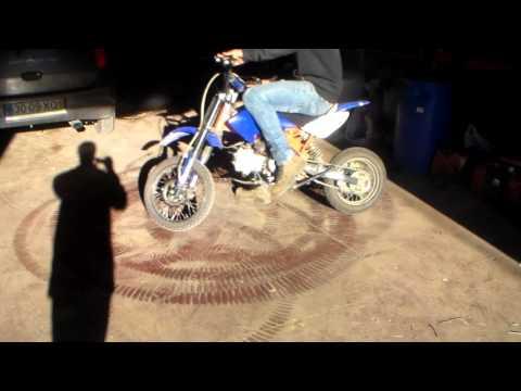 pit bike 125 remondes R A
