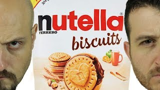 NUTELLA BISCUITS TEST
