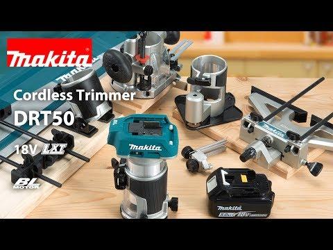 Cordless Trimmer  DRT50