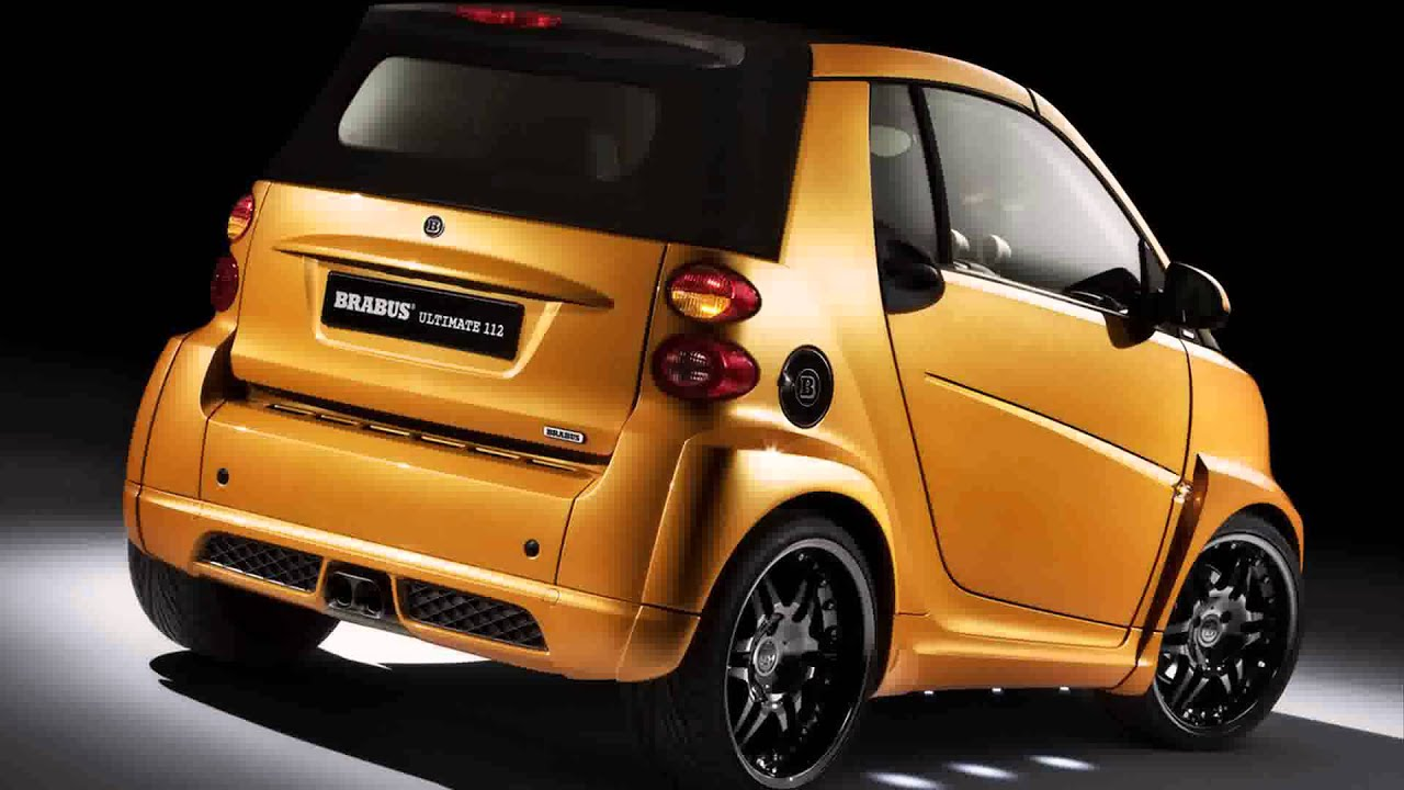 smart fortwo tuning cars youtube. Black Bedroom Furniture Sets. Home Design Ideas