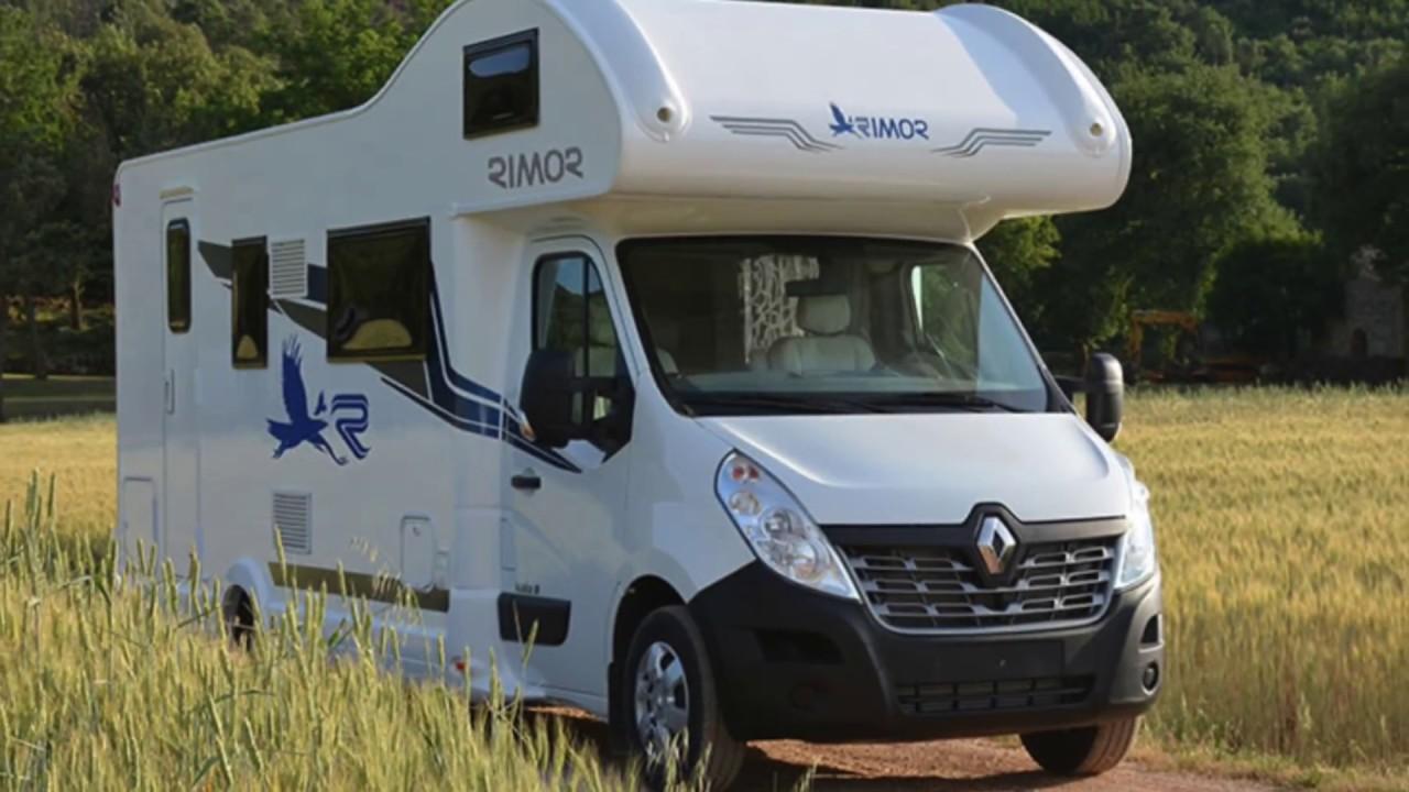 Rimor Katamarano 9 2018 Renault 145 cv