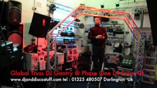 Global Truss Mobile Dj Archway @phase One Dj Store