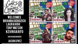 Comics On Cannabis wraps up Boardwalk Budz Festival A.C