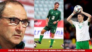 Martin O'Neill on Ward's leaked Roy Keane WhatsApp and Meyler - remarkable Irish Football row
