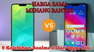 Download Video Nggak Nyesel Pilih Realme 2 | 9 Kelebihan Realme 2 Dari Oppo A3s MP3 3GP MP4