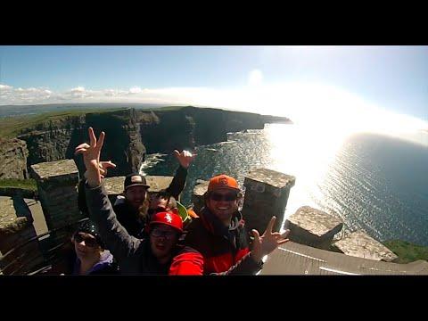 Backpacking Ireland and London: The Novak Chronicles