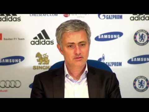 José Mourinho: Samuel Eto'o's old man celebration was funny