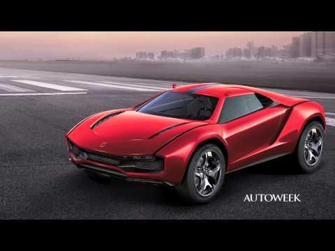 Italdesign Giugiaro Parcour: Autoweek Editors