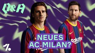 Wird Barcelona das neue AC Milan? Steigen Bremen & Schalke ab? Wann kommt die Studio-Tour?