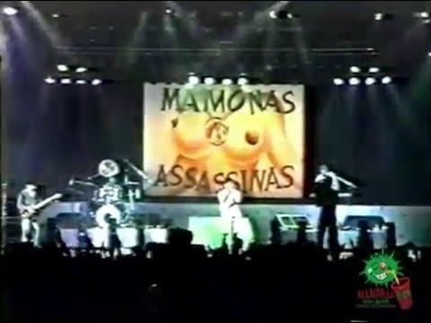 Mamonas Assassinas Ao Vivo Show Completo 11/02/1996 no Metropolitan - Rio de Janeiro