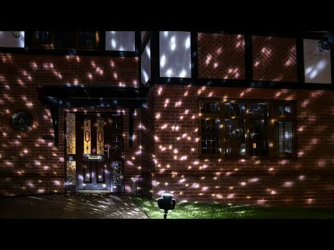The Light Flurries Outdoor Light Show Snowfall light projector p018285 youtube snowfall light projector p018285 workwithnaturefo