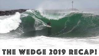 The Wedge Biggest and Best Clips of 2019!