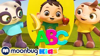 ABCs and 123s - Apples and Bananas   Cartoons for Kids   Nursery Rhymes   Sports and Activities