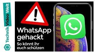 Whats App gehackt: Das müsst ihr jetzt tun