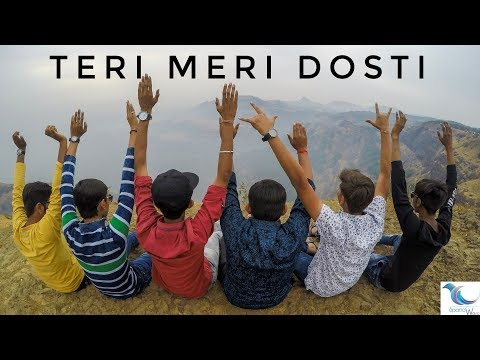 Teri Meri Dosti | Video Song | Friendship Song | SparroWave Productions