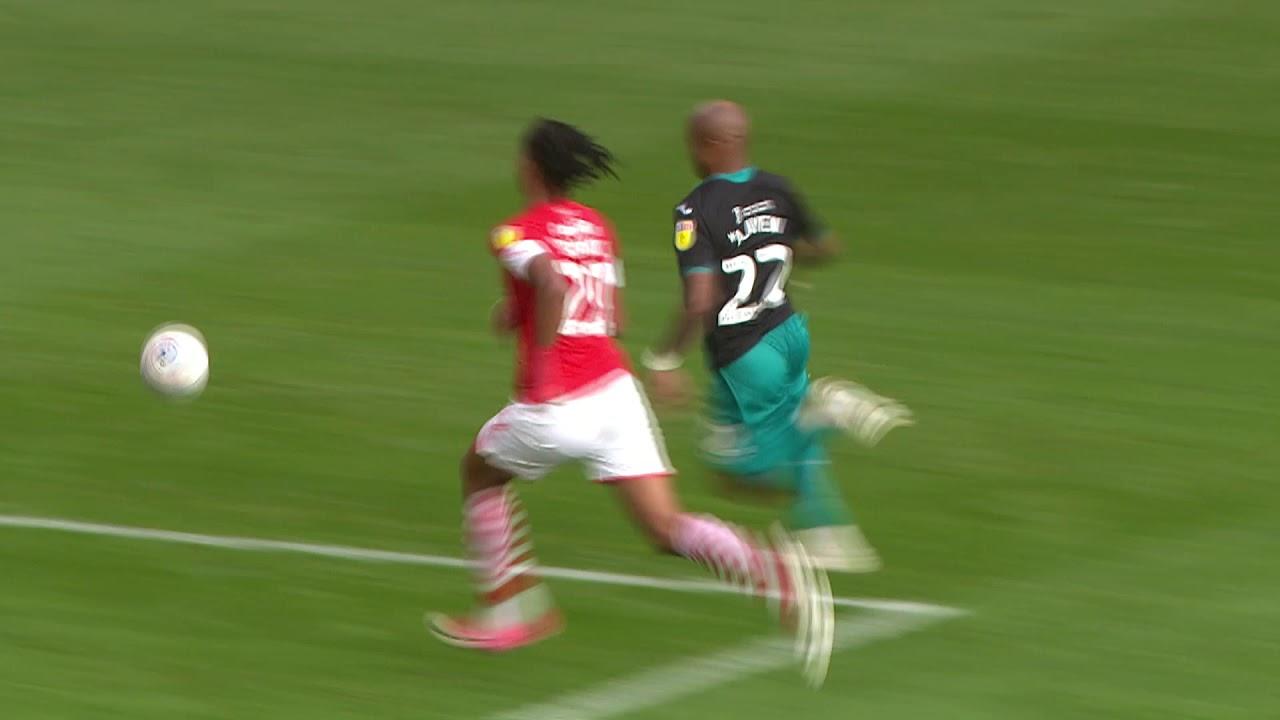 HIGHLIGHTS   Barnsley 1-1 Swansea City - YouTube