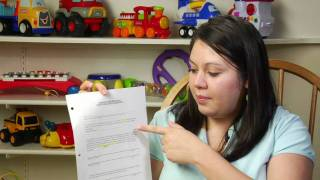 Day Cares & Child Care : Child Care Provider Contracts