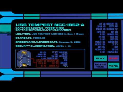 USS Tempest NCC-1852-A - Mission 25 - The Quake - Part 2