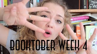 Booktober Week 4 Thumbnail