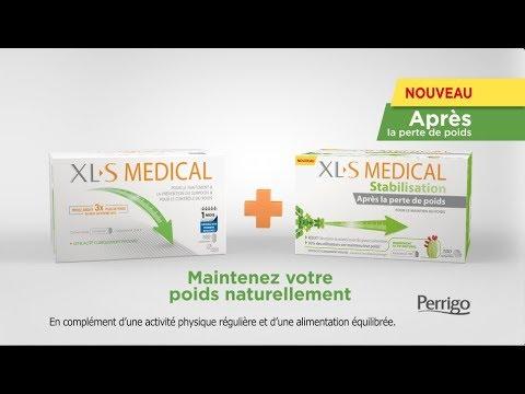 Vidéo Pub TV XLS Medical 2018 - Voix Off: Marilyn HERAUD