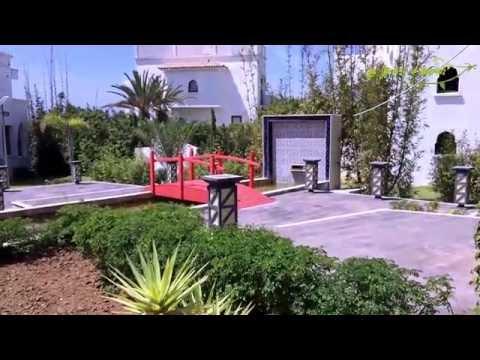"""Présentation """" les jardins d'Assilah """""""
