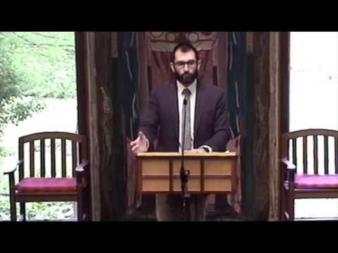 UUCJ Phillip Baber:  Living Buddha, Living Christ Part 1 4-30-17