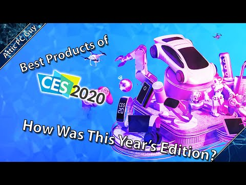 Best products on CES 2020, my thoughts on this year's edition!