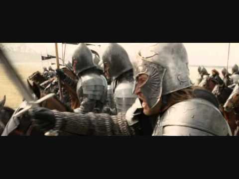 Le seigneur des anneaux 3eme film - la chanson de Pipin -.wmv