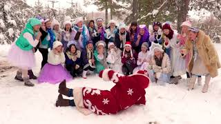Новогодний переполох Снегурочек Коврова