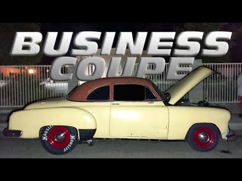 The '51 Business Coupe - LSx Street SLEEPER?