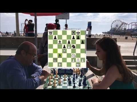"""No Crying On The Board!"" WFM Alexandra Botez vs. ""Superfan"" Anthony"