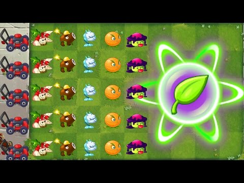 Plants vs. Zombies 2 Team Plants Power Up - Highway to the Danger Room: Level 18-20