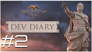 vuclip Imperator Rome - Dev Diary #2 - Province Density and Why One Start Date