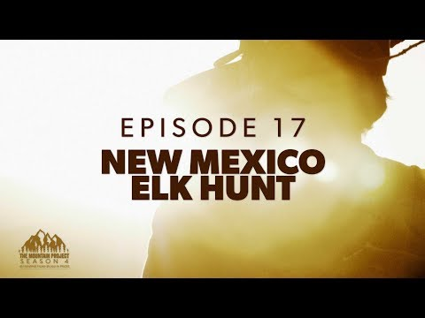 Chase comes unglued - Ep.17 - New Mexico Rifle Elk Hunt