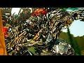 Transformers revenge of the fallen - Optimus prime vs The fallen and Megatron (1080pHD VO)