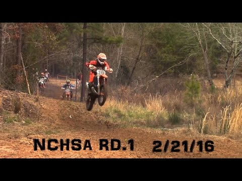 NCHSA RD.1 - Hawk Creek 2016