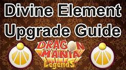 Level 6 Element Upgrades Guides - Dragon Mania Legends