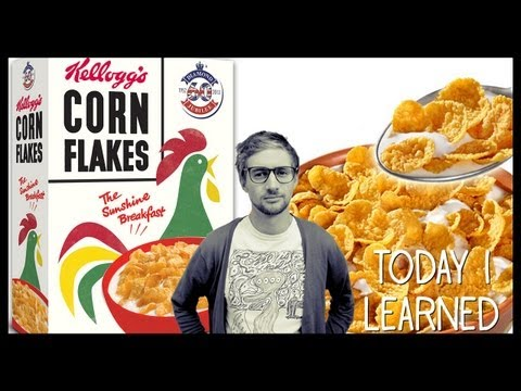 CORNFLAKES AND MASTURBATION from YouTube · Duration:  1 minutes 10 seconds