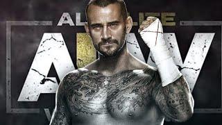 Ultimo Minuto : CM Punk firma contrato con AEW - is All Elite Wrestling 23 Julio 2021 detalles aquí