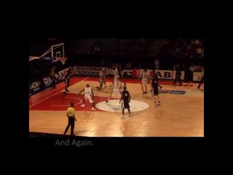 Melvin Allen Euro/UBL Highlights