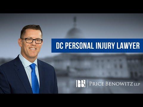 Washington DC Personal Injury Lawyer-Call (202) 600-9400-David Benowitz
