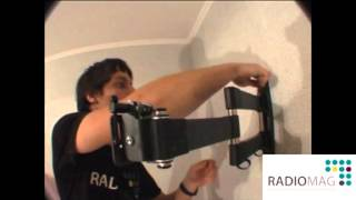 видео Кронштейны KROMAX