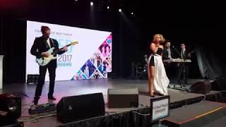 "Crystal Band - ""Бьет Бит"" на свадебной выставке SPB WED EXPO 2017"