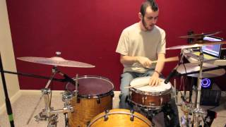 Kevin The Drummer I Feel Good James Brown Drum Cover
