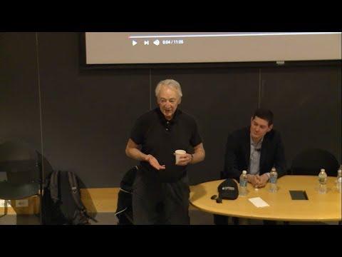 Debate as pedagogy featuring Professor Charles Nesson (HLS)